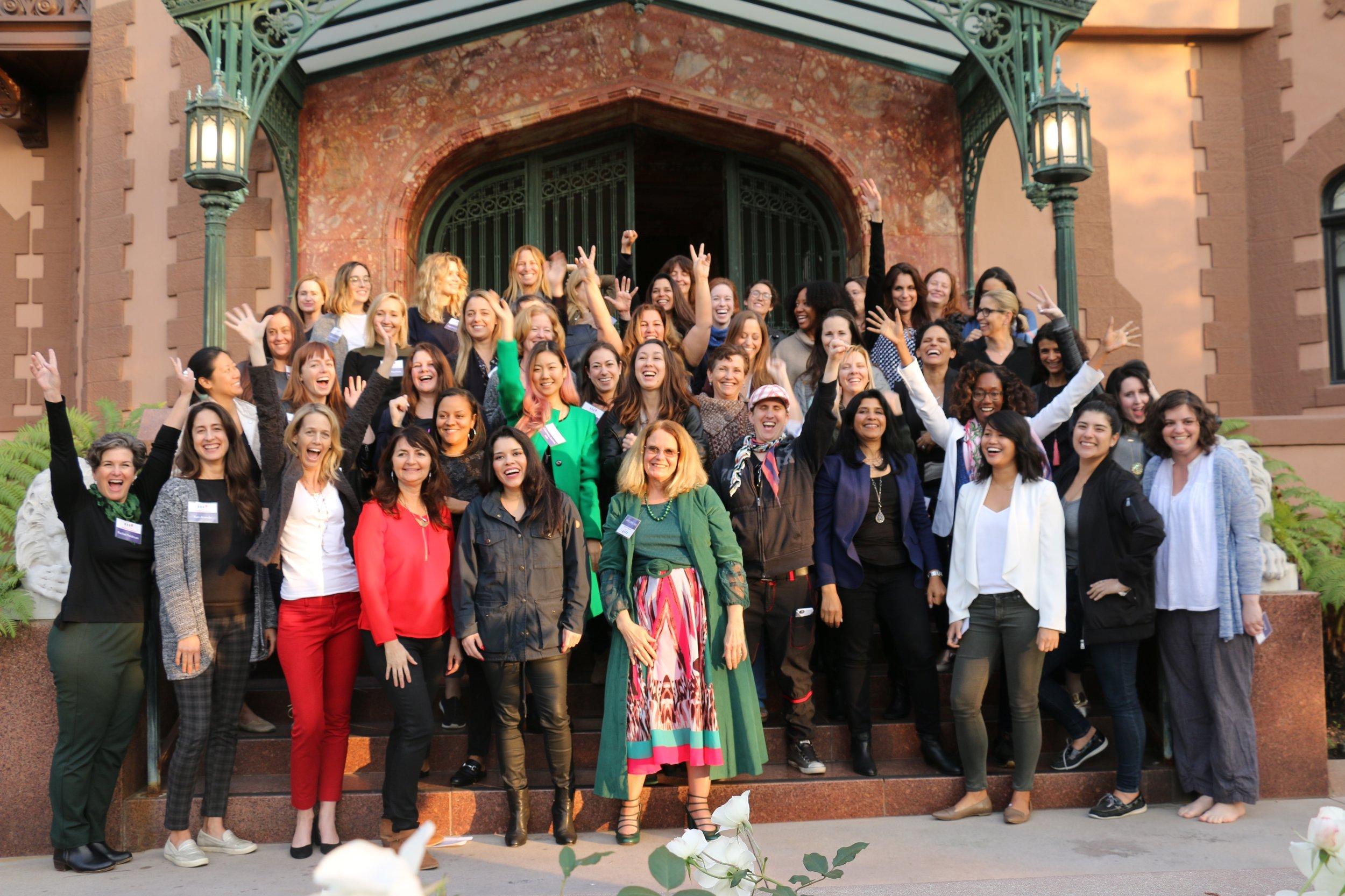 50 Women Can Change the World - Leadership Programs