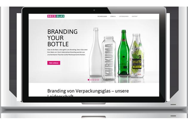 11/2015 RelaunchDeco Glas - Feinkonzeption, Headlines, Webtexte by BONNINSKIWebdesign & Art Direction: Kathrin Rolfsen/avarisdriven by: CMS Administrator