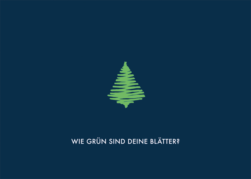 12/2012 – BONNINSKI-Weihnachtsmailing inkl. grüner Textmarker - Konzept & Text: Yvonne GrünenwaldLayout: Kathrin Rolfsen
