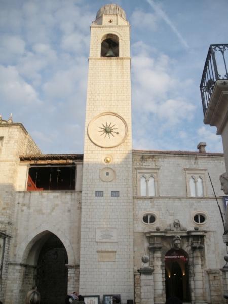 Dubrovnik Astronomical Clock