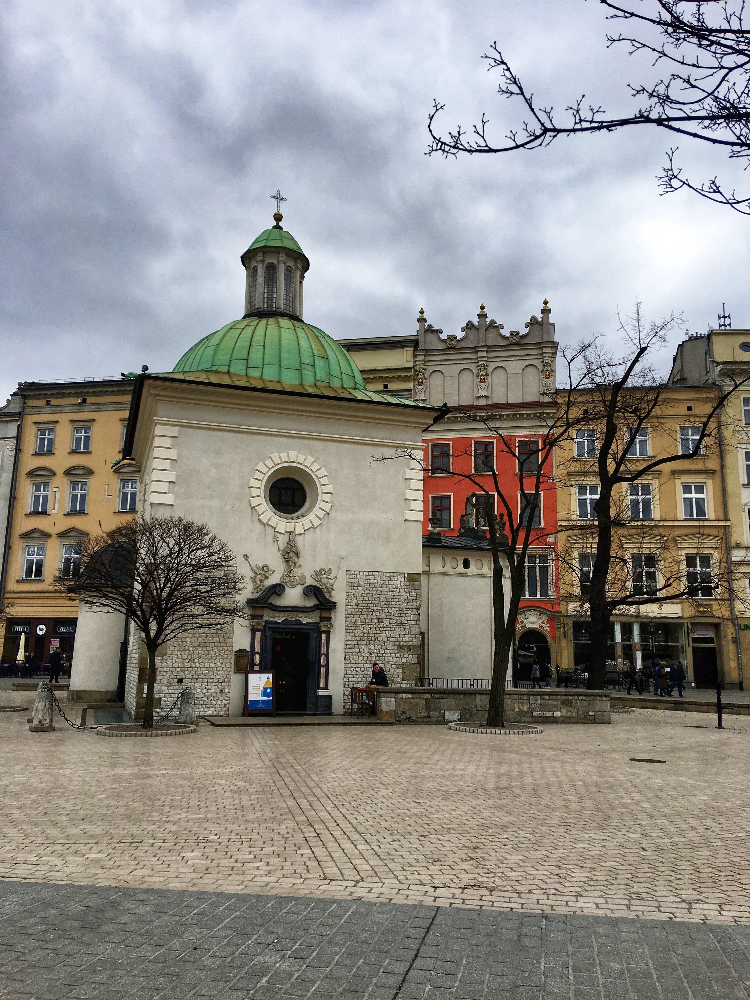 Church of St. Wojciech