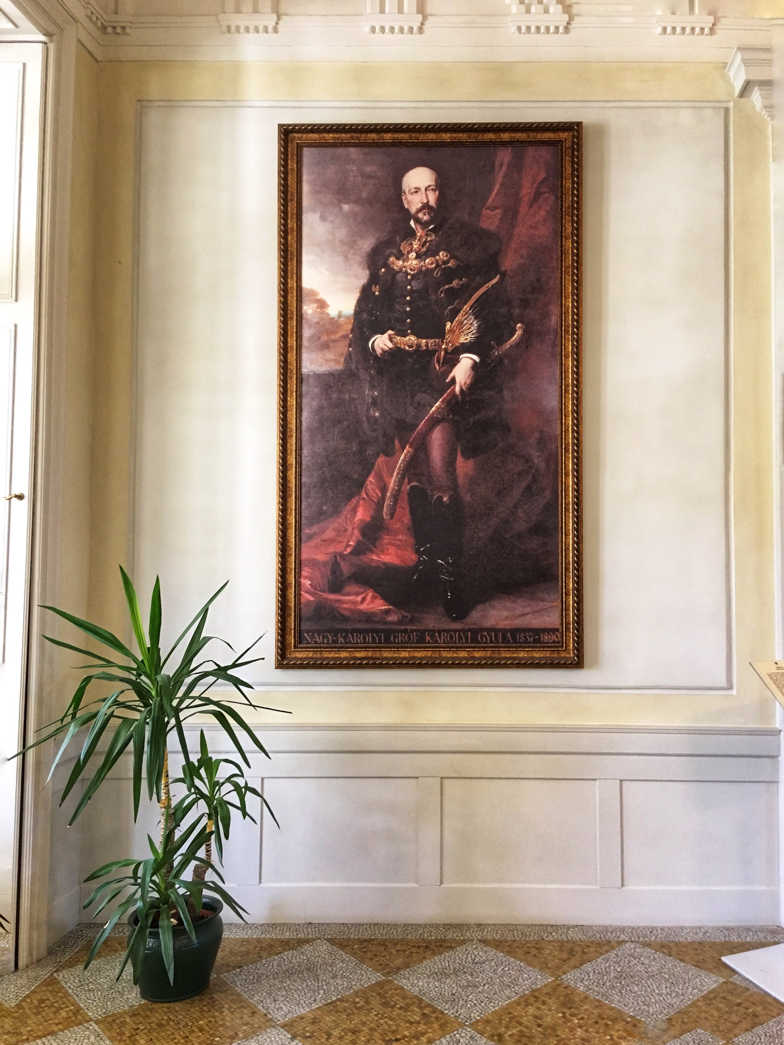 Joseph Károlyi Portrait