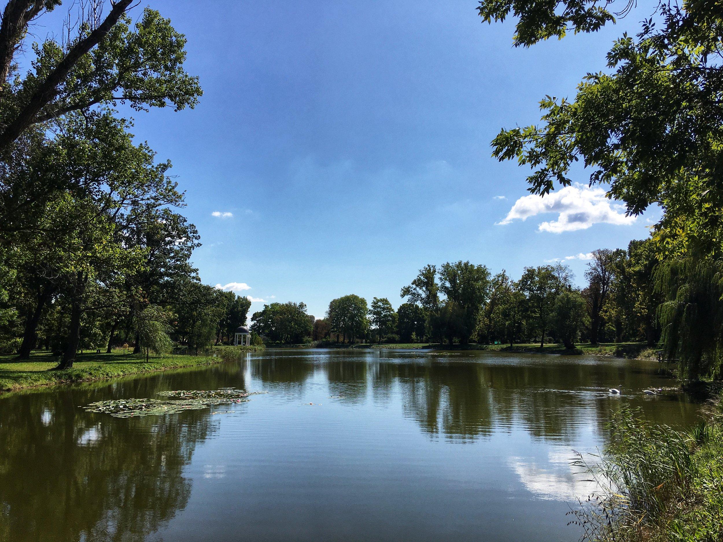 Károlyi Pond