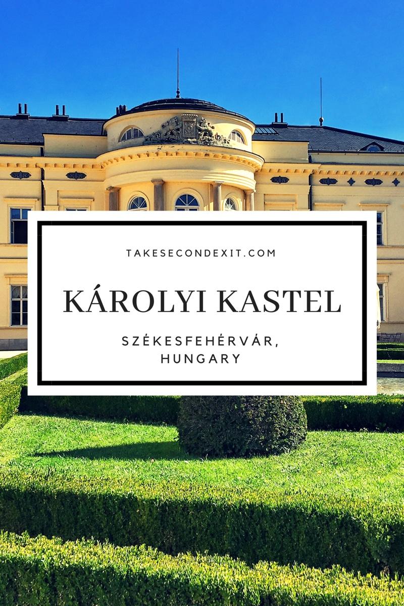 Károlyi Kastel Cover