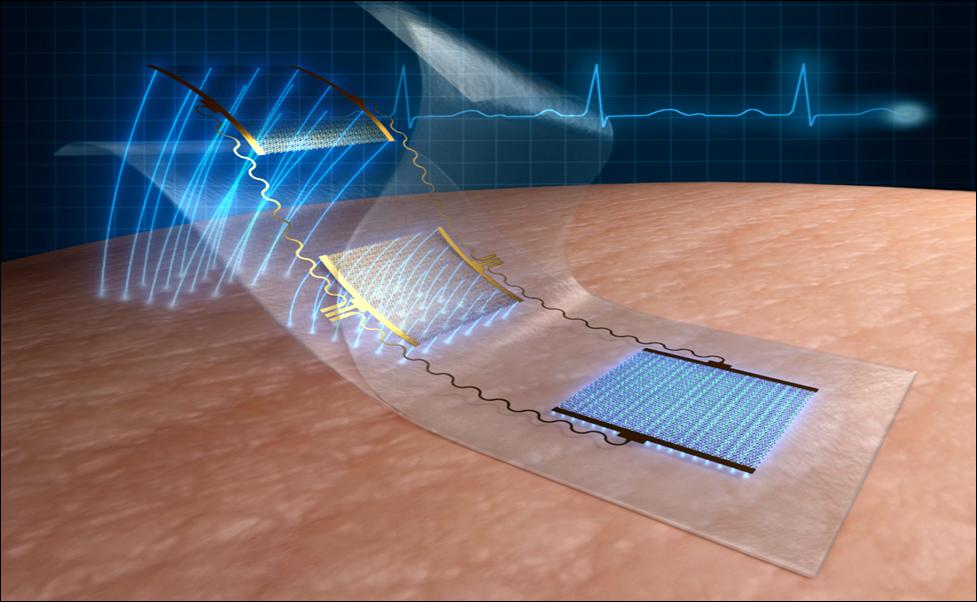 """Skin-like"" Epidermal Electronics for Advanced Healthcare"