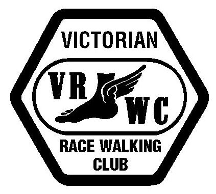 Road Walking events generously hosted by the Victorian Race Walking Club -