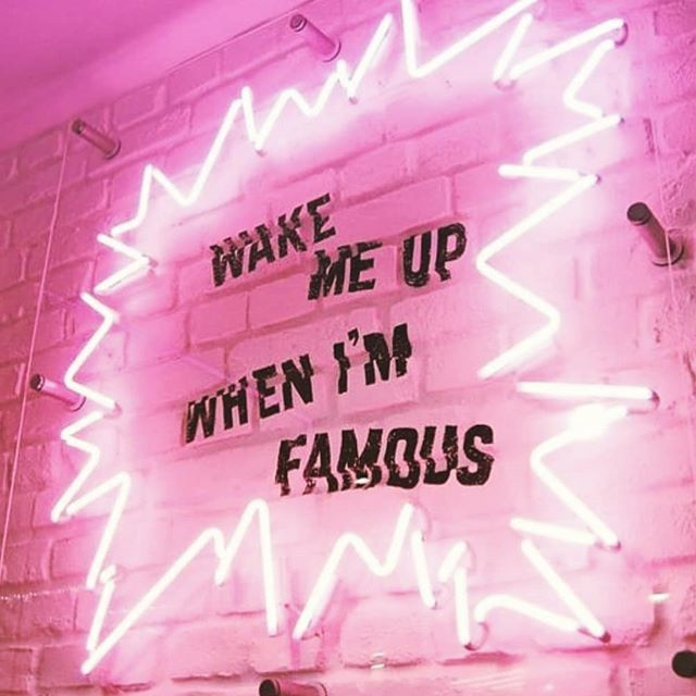 Wake me up when I'm famous 😴📸🎬💰🖤 // ...Not long now! _________________________________ • • • • • • • • • • • • • • • • • • • • #famous #instafamous #realitystar #viral #influencer #almostfamous #rememberme #dreams #goals #celebrity #celebstyle #model #personality #weekendvibes #party #partyvibes #celebration #birthday #27club #sms #follow4follow #like4like #followme