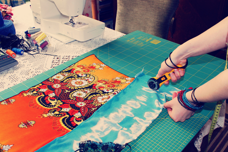 The Bohemian Dream handmaking process