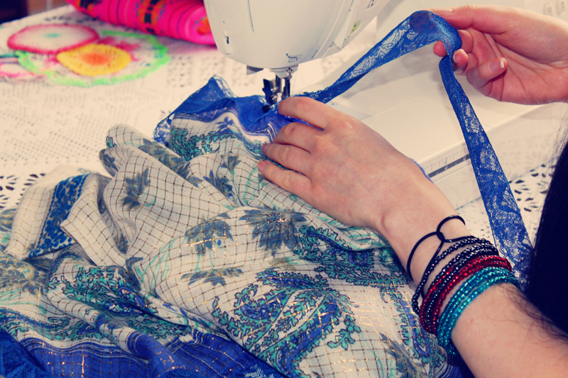 The Bohemian Dream handmaking process