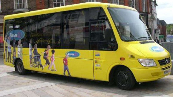 Tandridge Buses 4U -