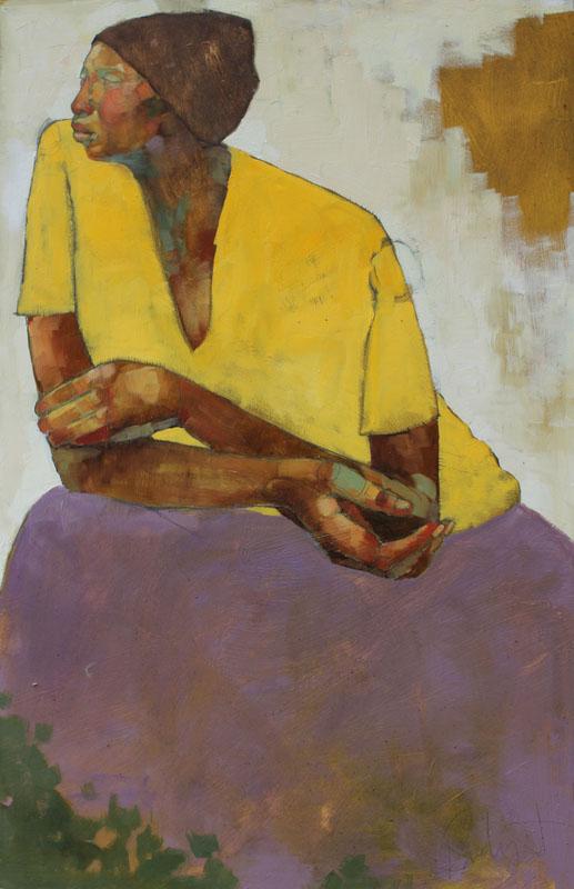 Woman Selling Sukumawiki