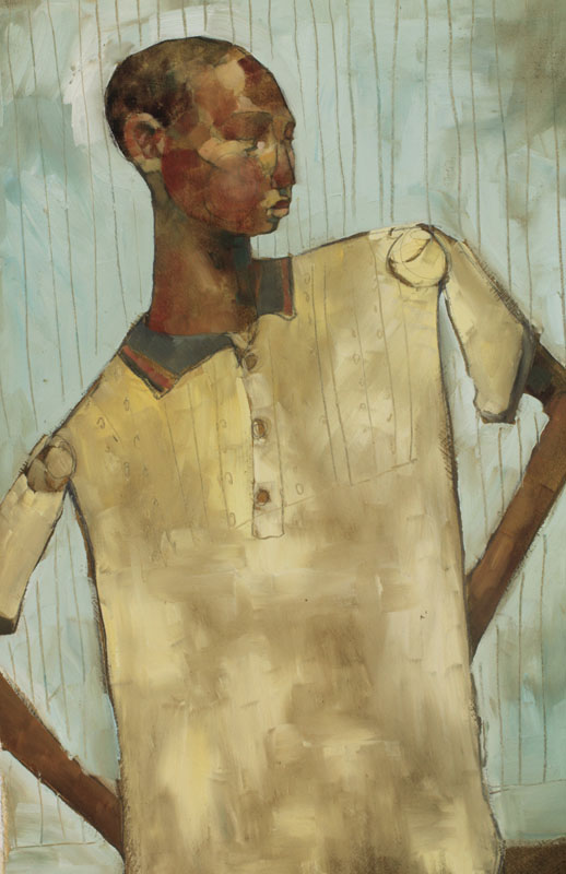 Boy in Kibera