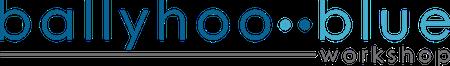 Copy of Ballywho Blue Workshop logo
