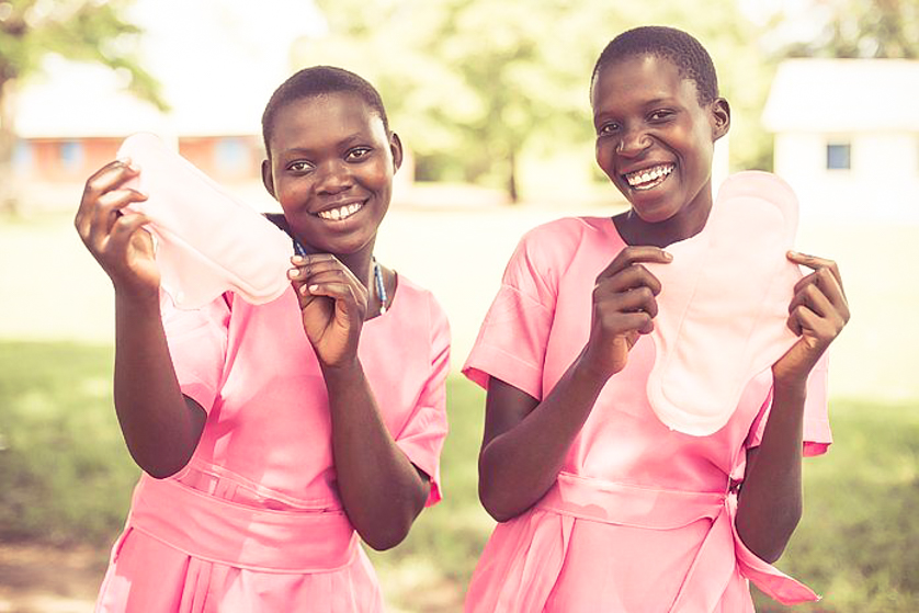 As many women and girls around the globe face shame associated with their periods, activists are taking creative steps to eliminate the stigma and bring menstruation to the social conversation. IMAGE CREDIT: Plan International UK