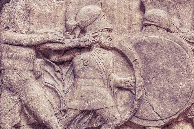 古希腊人利用战略和战术的双重力量来管理战斗和士兵,从而赢得战争。