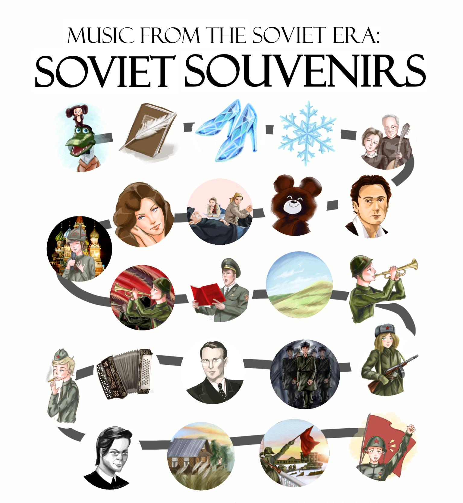 Soviet Souvenirs Concert Poster1.png