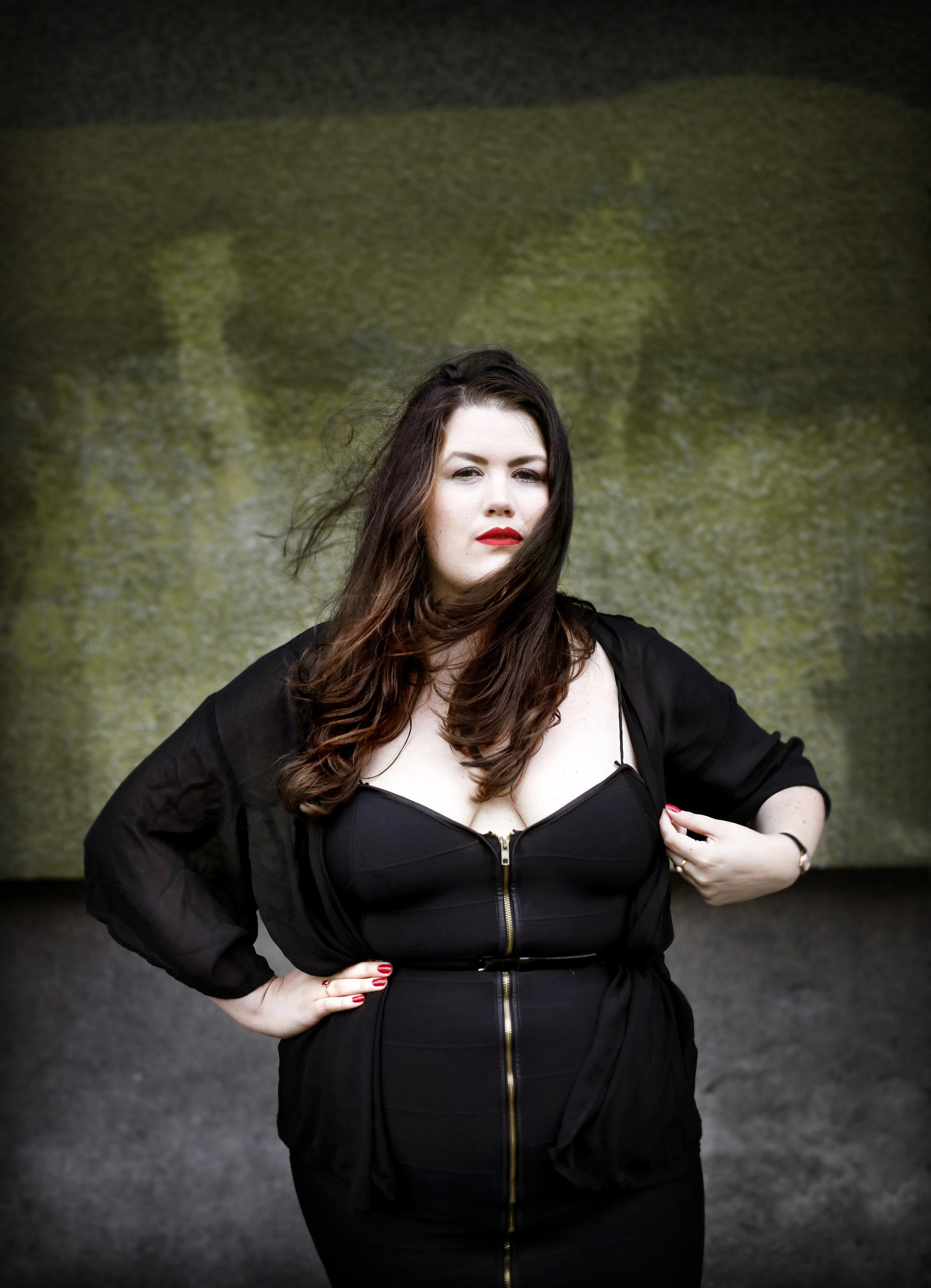 Maria Maunsbach. Foto: Emma Larsson