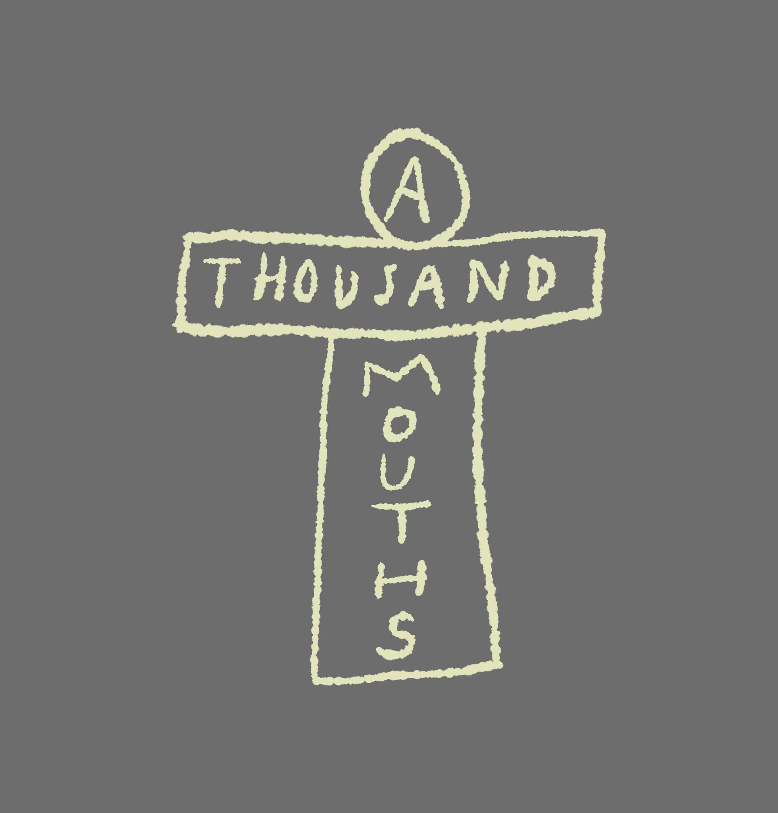 A Thousand Mouths - Promo.jpg