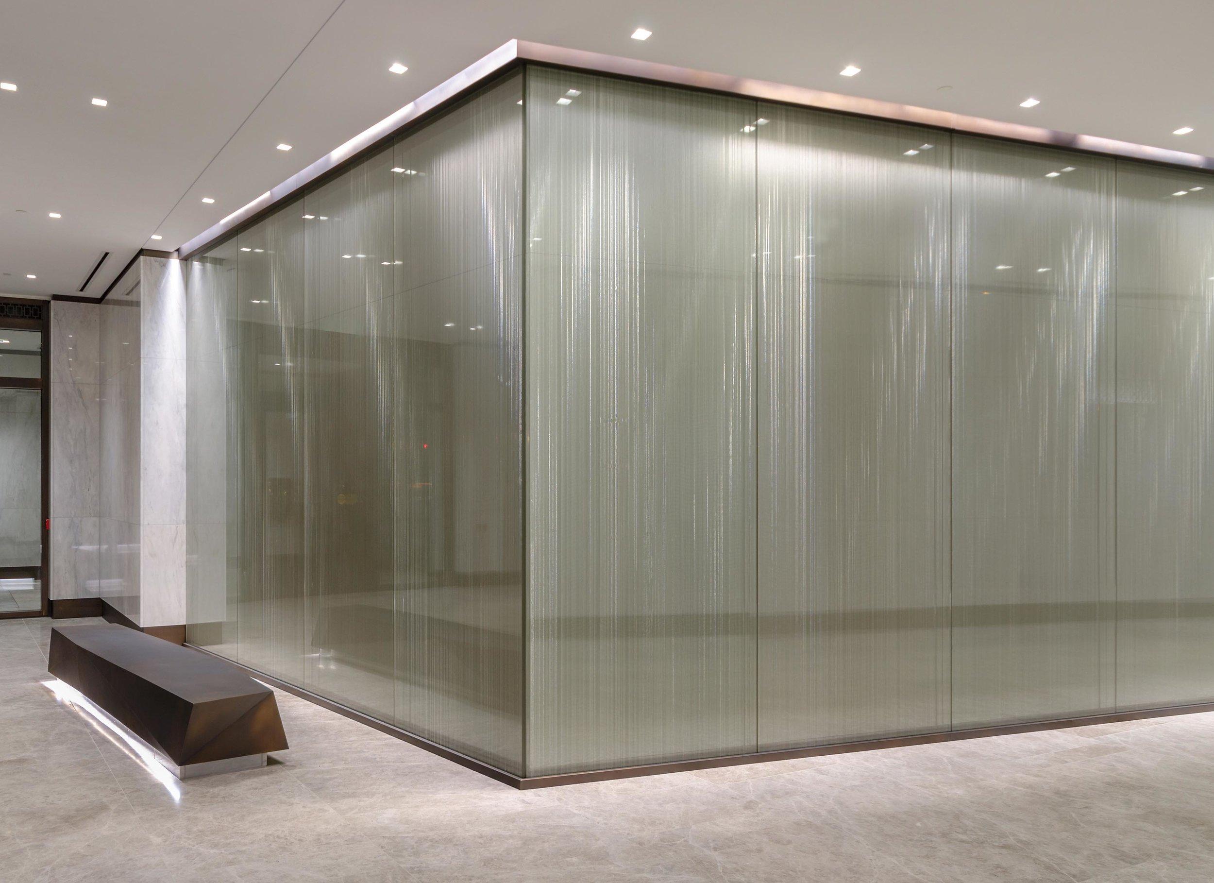 Sophie-Mallebranche-Woven-Metal-Glass-Lamination