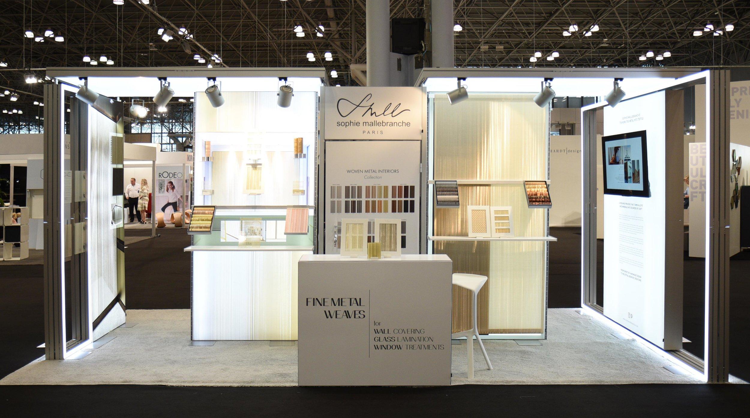 ICFF-New-York-Sophie-Mallebranche-stand-design