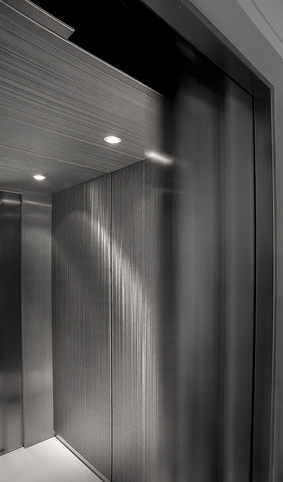 Sophie-Mallebranche-Wall-Covering-Elevator-Paris-Yovanovitch