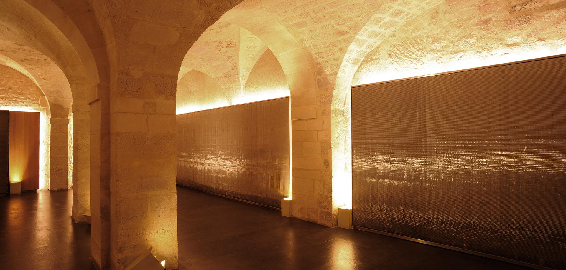 Sophie-Mallebranche-Paris-Musee-De-La-Chasse-Acoustic-Panels