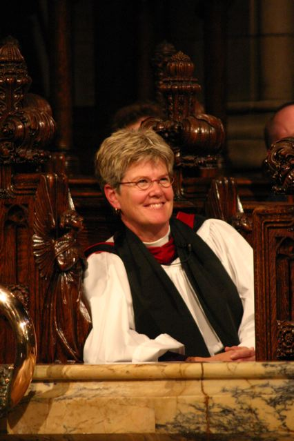 Tracey in Pulpit Square.JPG