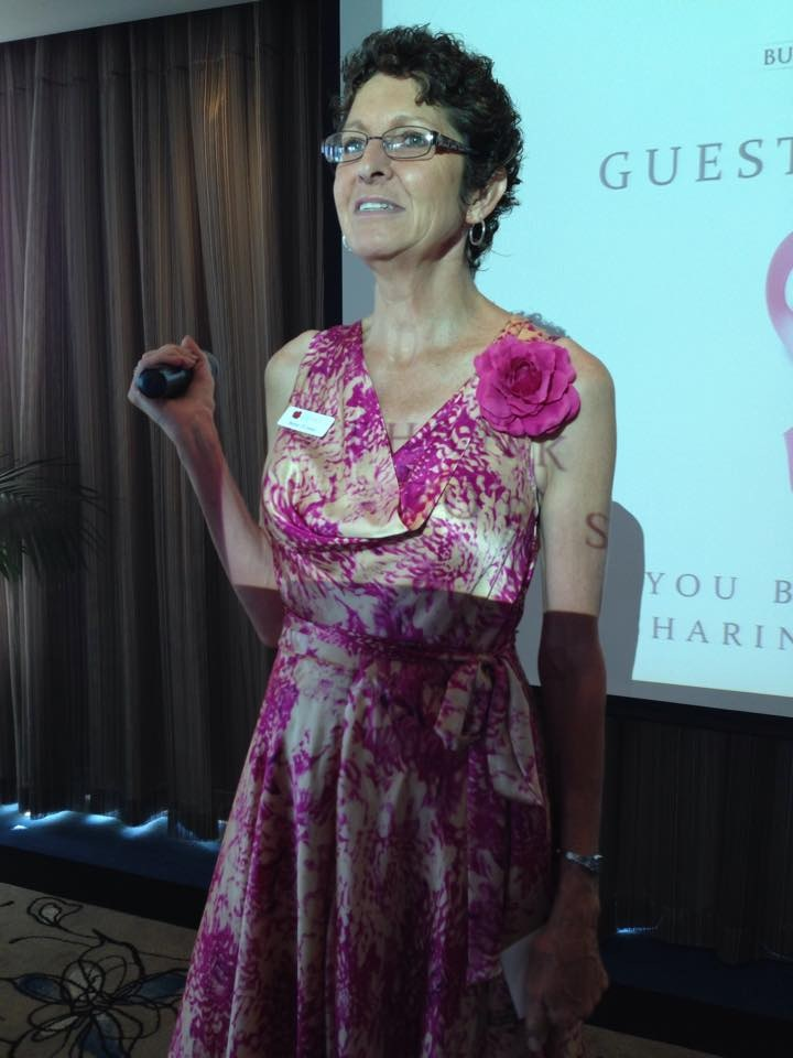 Guest Speaker for Breast Cancer, Port Macquarie Women's Business Network.jpg