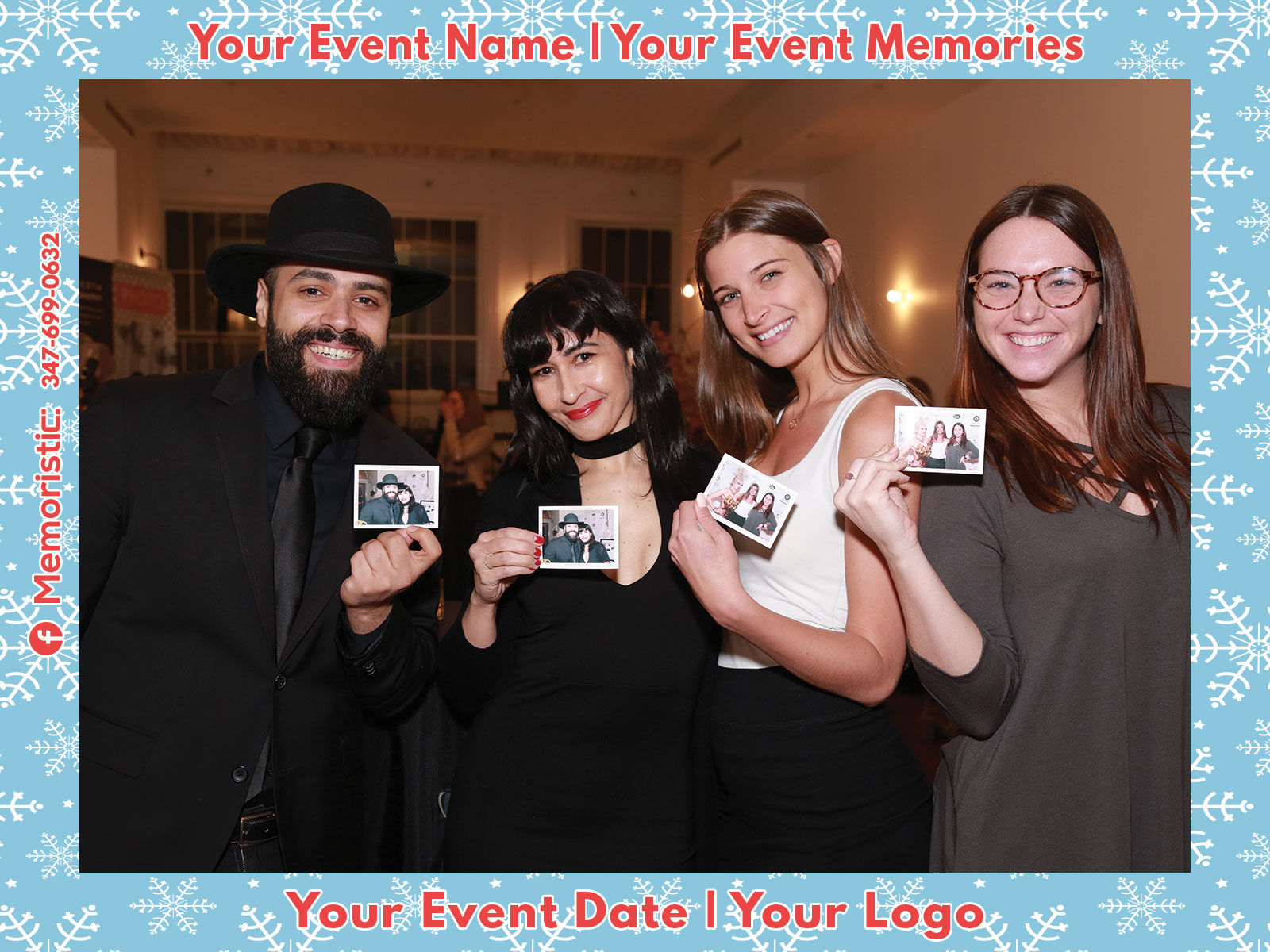 What's your event magnet frame?