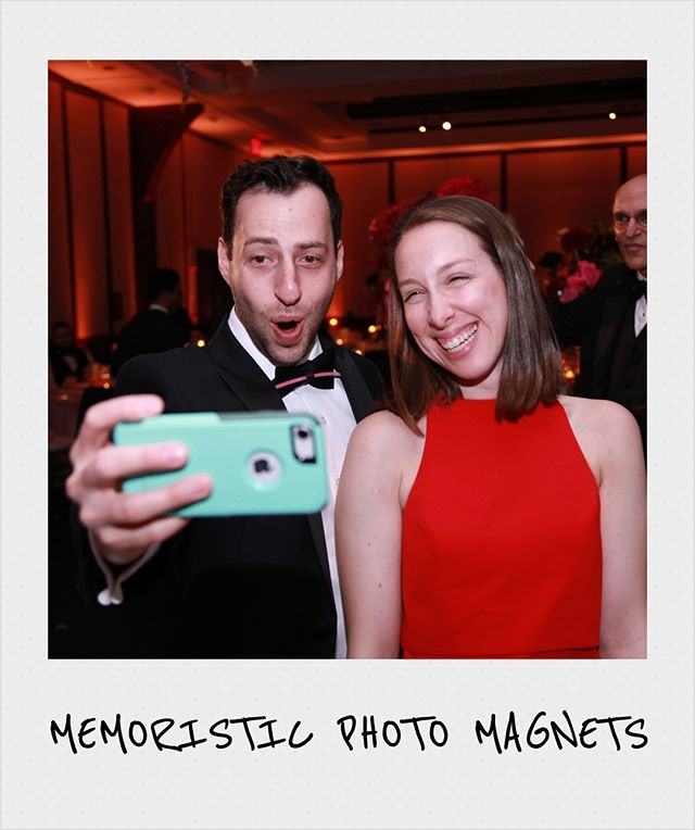 Polaroid #weddingmagnets Candids + keepsake = #happinessthatsticks 🤟😍