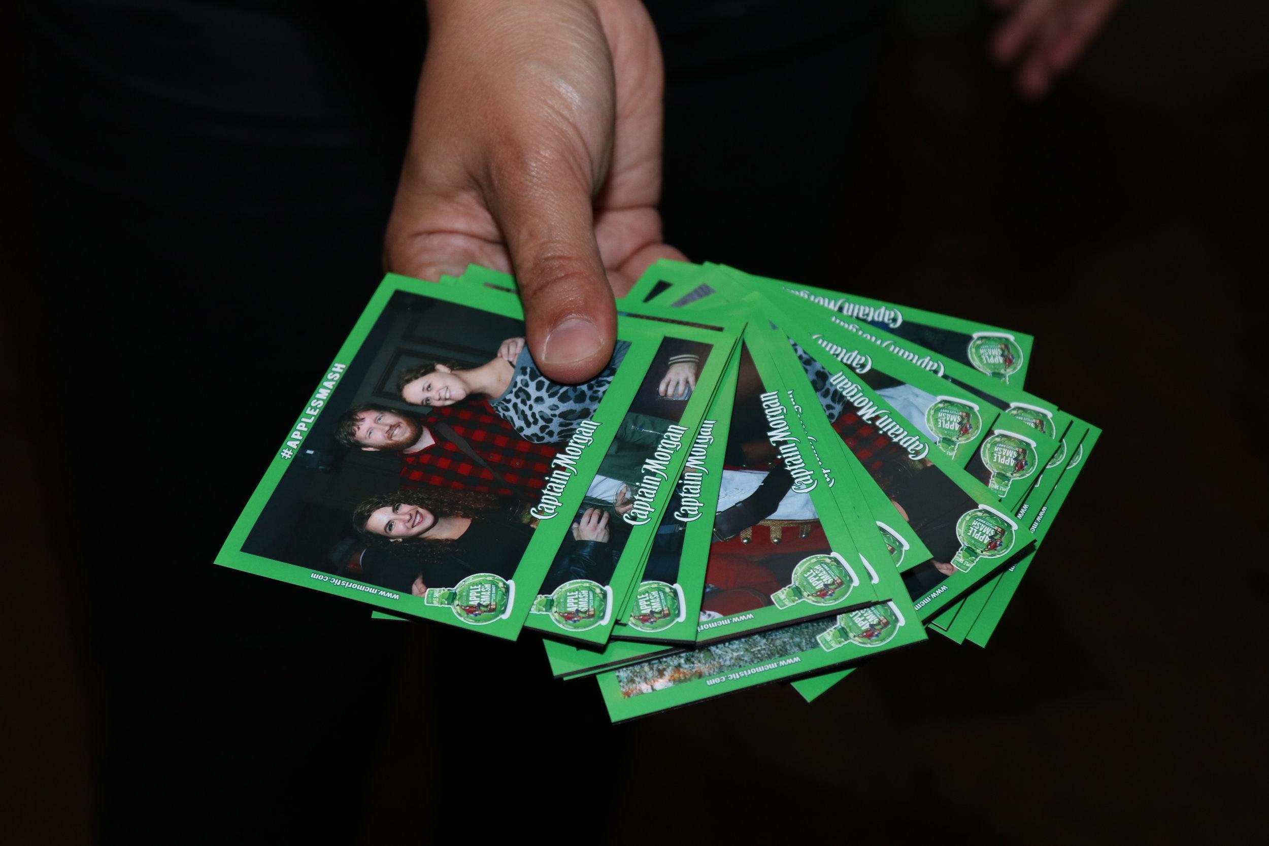 Captain Morgan Event Photo Magnets Onsite Memoristic .JPG