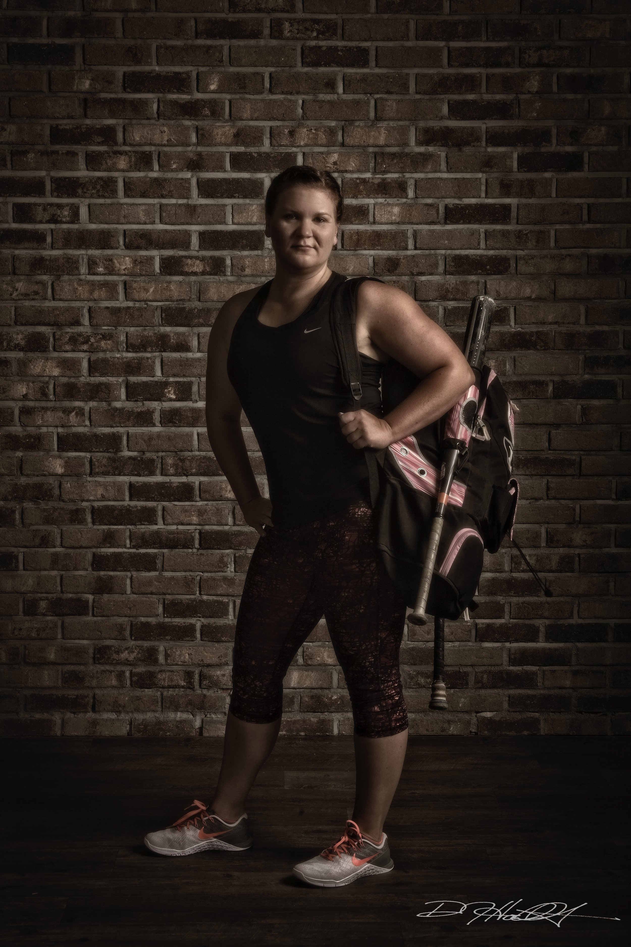 Nicole Swenson - Hi! My name is Nicole Swenson I am 34 and I started Micaiah's LivFIt class in June of 2015. I got started when a friend told me how much she enjoyed the class and she thought it was something I would enjoy as well. I wasn't so sure about the 5:30 am classes but I am glad I took the leap to try the class and now not only do I love the classes the early mornings are my favorite time to work out.Being an athlete in High School and College I am no stranger to the gym and hard work, but as I got older and out of the regular routines the gym became a chore. I would usually go 3 days a week but it was always the same routine and I found myself getting bored. Now I love going Tuesday and Thursday mornings to Liv Fit as well as the gym on my own 3-4 other days. The routines are always different and challenging and the best part is that I find myself pushing to get better and better every time. Also when I am done with class I feel like I accomplished something good for me that day and I still have the majority of the day left to accomplish more.I have never been a small person but the mind set Micaiah has instilled in all of her clients is how you look and feel about yourself is so much more important than a number on the scale. I am a strong, athletic, independent person and I wouldn't have it any other way.