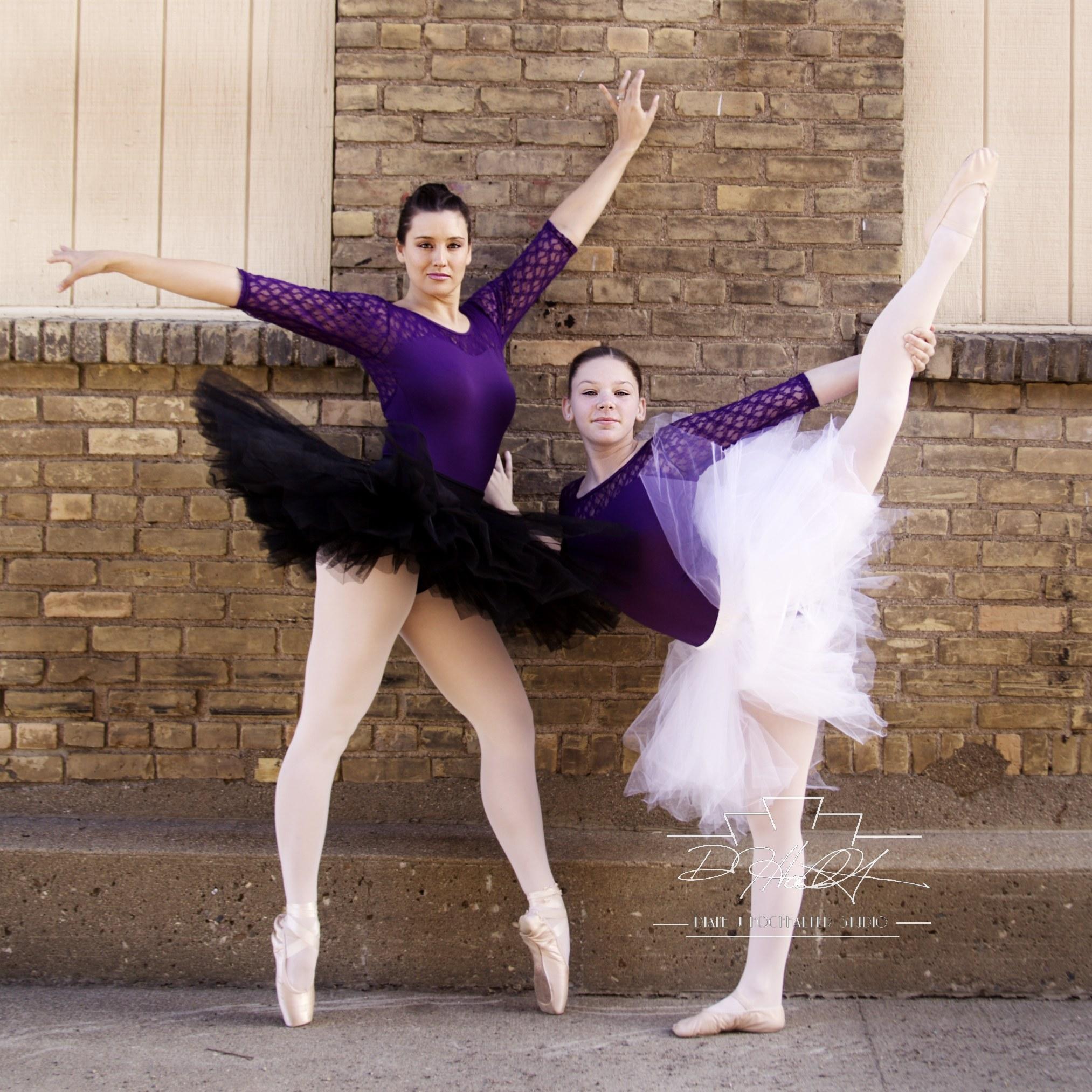Privet Ballet Trainning