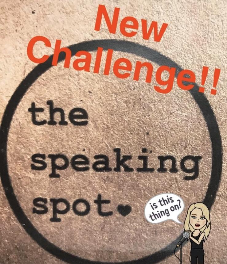 featured speak challenges: -