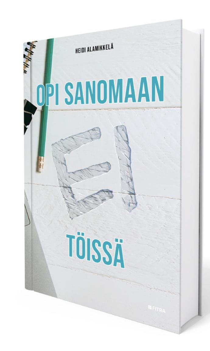 Kirja ilmestyy 01/2019 -