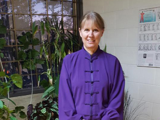 Heidi Watt    Certified 24 Postures Therapeutic QiGong Instructors (Level 2)   Heidi has a strong background in health and nutrition having worked in health food stores for 23 years. During that time she has also practiced reflexology. Heidi is also a lifelong organic gardener. She started attending Qigong and Taiji classes in the spring of 2012. At the beginning 2017 she retired from the health food store to dedicate the remainder of her life to pursue her passion for Qigong and Taiji. Heidi is now sharing this powerful healing modality in her community.  Wainfleet, Ontario