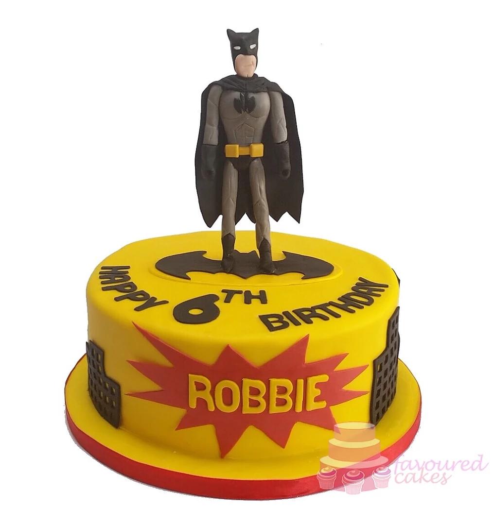 Batman Cake BM01