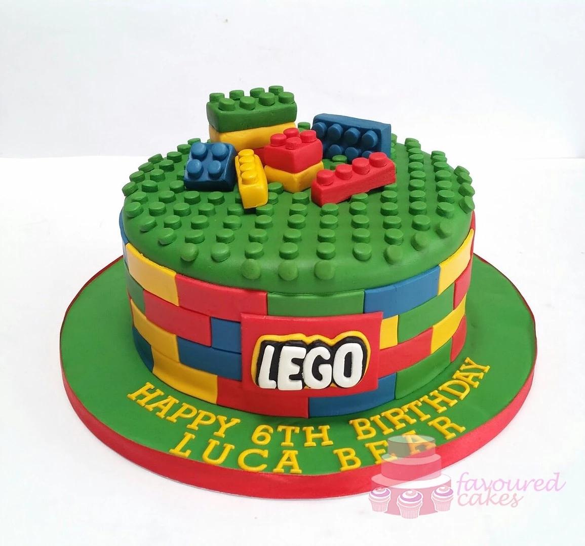 Lego Cake LC01