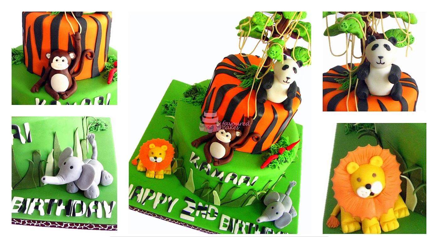 Zoo / Jungle Cake JC01