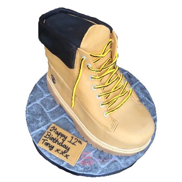 Timberland Boot Cake TB01