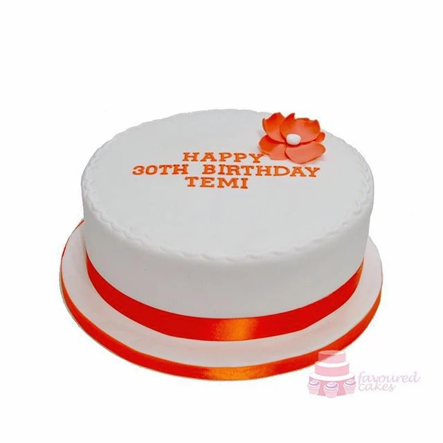 Standard yummy celebration cakes