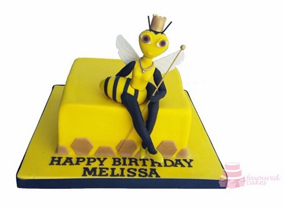 Queen Bee Cake BC02