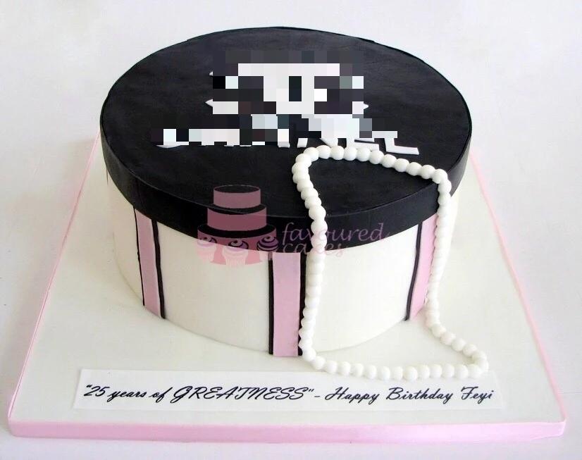 Vanity Box Cake CH01
