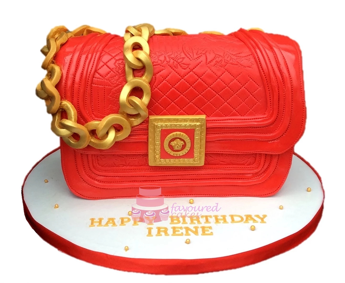 Versace Quilted Bag Cake VB01