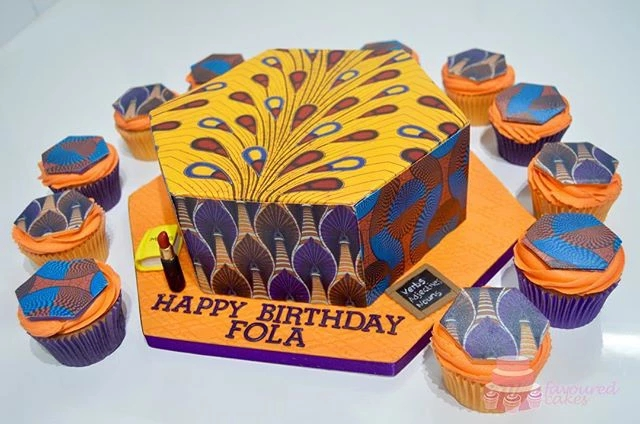 Ankara Cake & Cupcakes
