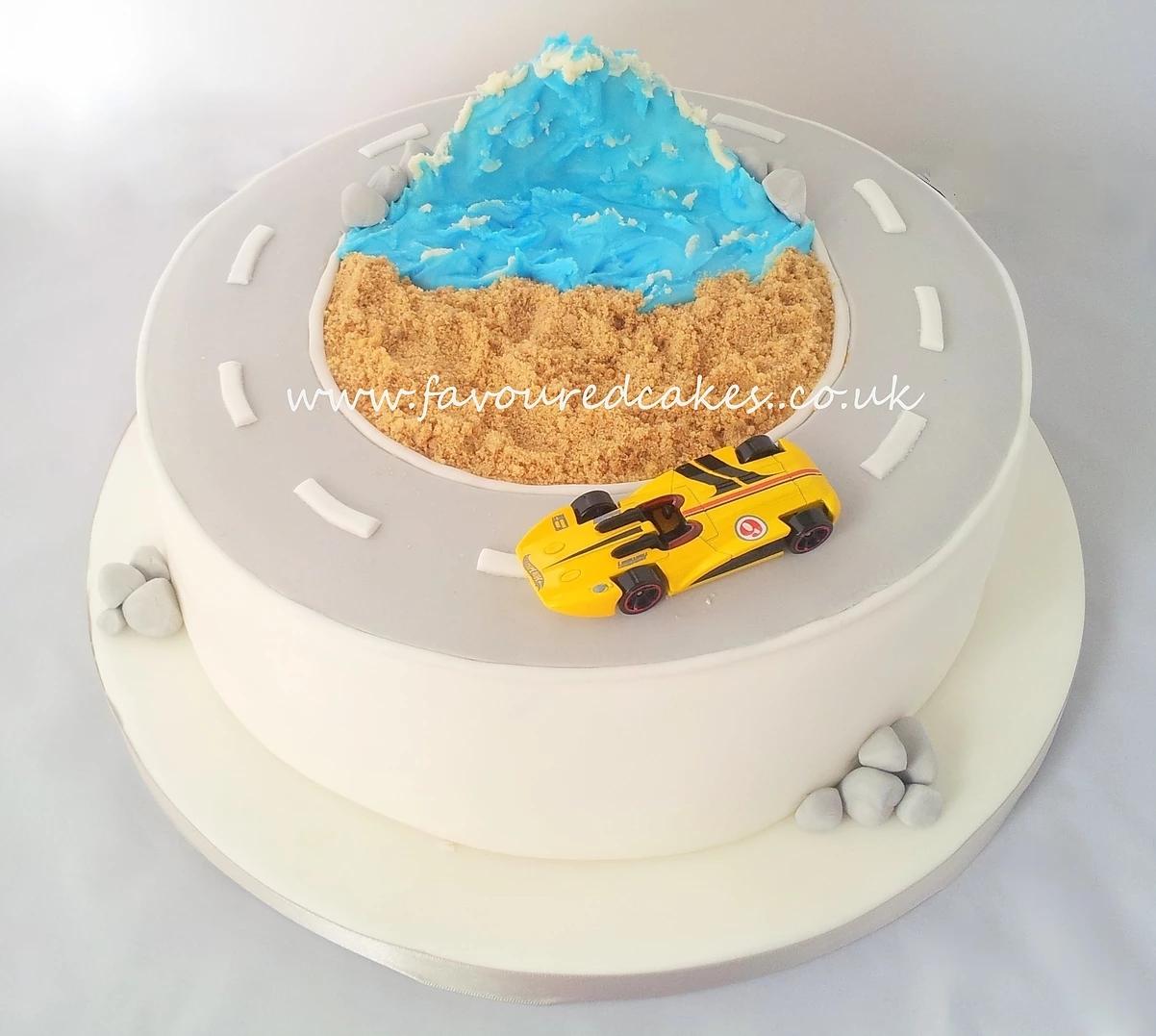 Beach Cake BC01