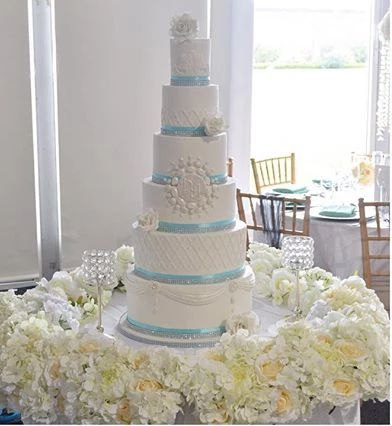 Christel Wedding Cake