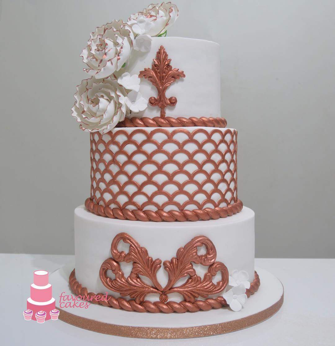 Copper Splender Cake