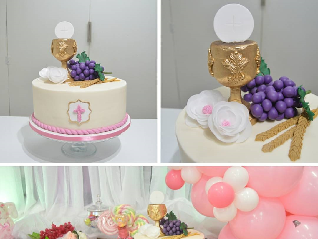 Holy Communion Cake 1
