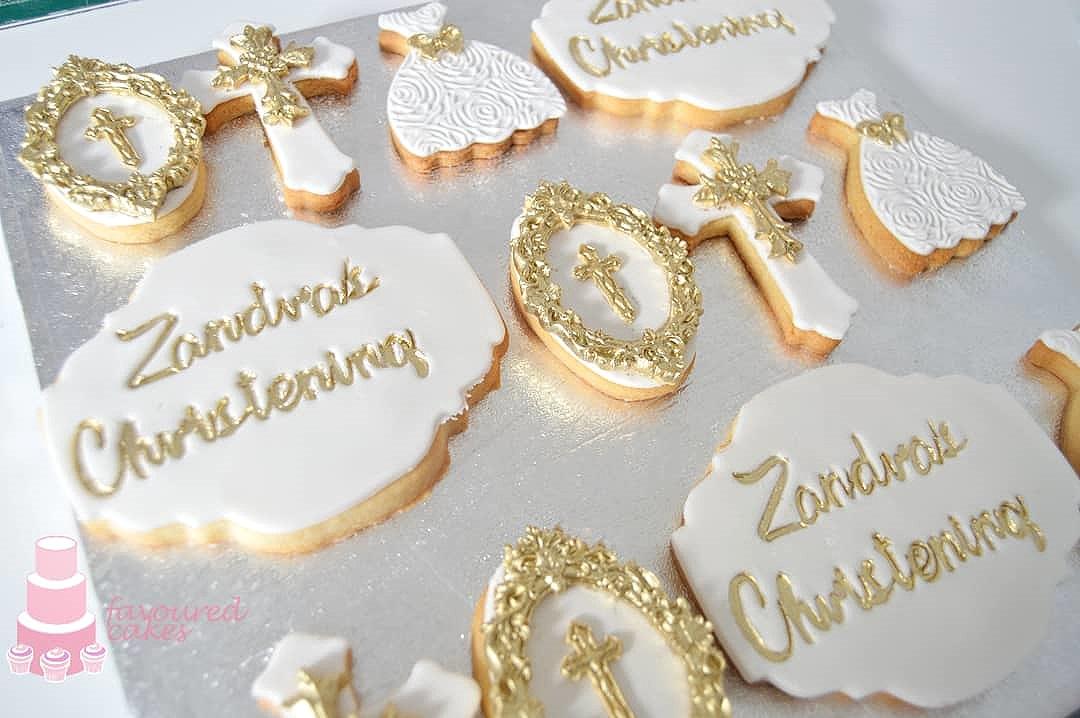 Christening Cookies 2